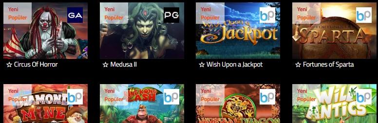 pashagaming slot oyunları